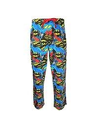 DC Comics Batman in Flight Lounge Pants - Official Batman Comic Print Pyjama Pants