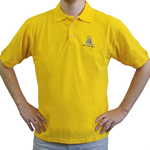 Dont Tread On Me Shirt - Polo - M