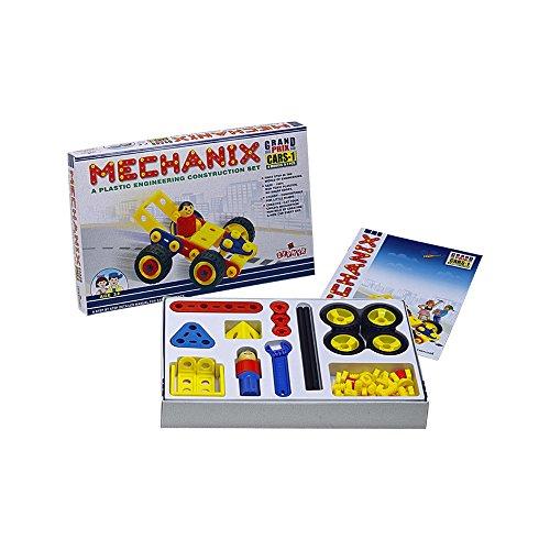 Mechanix 3601014 Plastic Grand Prix Cars 1