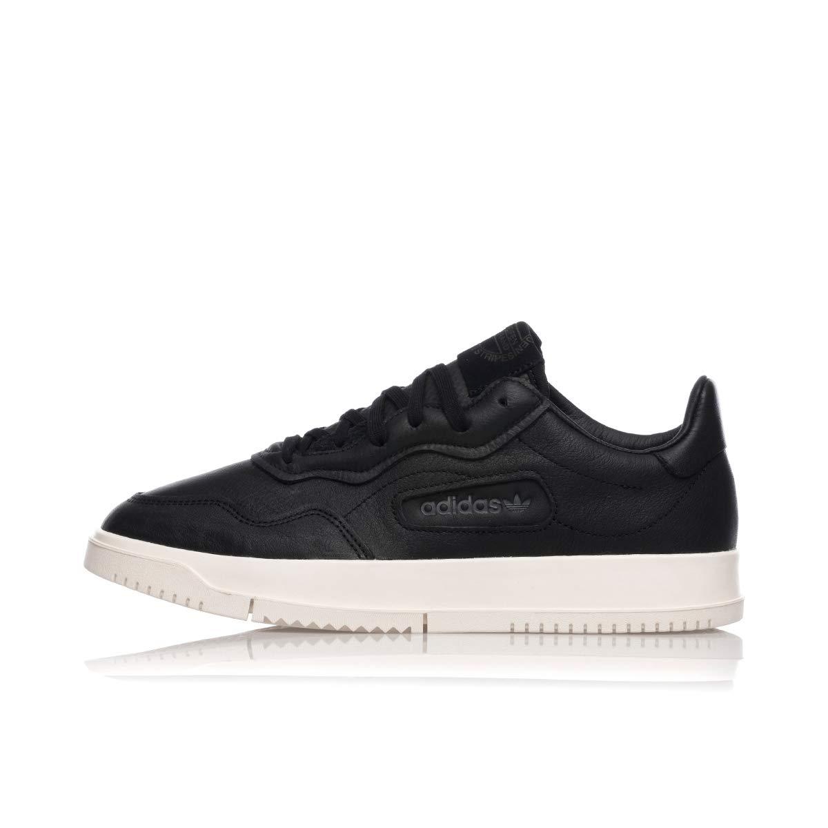 Acquista Adidas SC Premiere BD7869 Core Black Chalk White Cloud White Sneakers Premium Uomo (US 8 - Black) miglior prezzo offerta