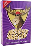 Moose Master - Party Card Game - Have Fun Making Your Friends Laugh - for Fun People Looking for a Hilarious Night in A…
