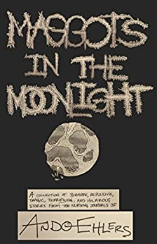 Maggots in the Moonlight: A Collection of Bizarre, Repulsive, Tragic, Terrifying, and Hilarious Stories from the Nursing Journals of Ando Ehlers by [Ehlers, Ando]