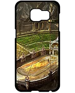 1837972ZB409124855S6A New Style Samsung Galaxy S6 Edge+ Case Cover Skin : Premium High Quality God Of War III Case