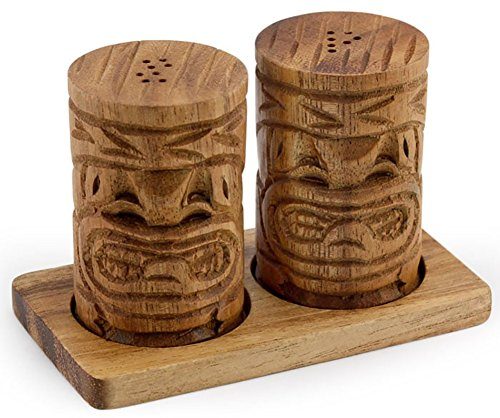 hawaiian salt and pepper shakers - 3