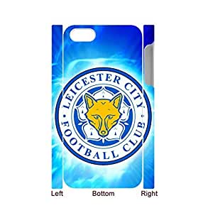 Generic Abs Phone Case For Kid Design With Leicester City Fc For Iphone 5 5S Full Body Choose Design 1-3