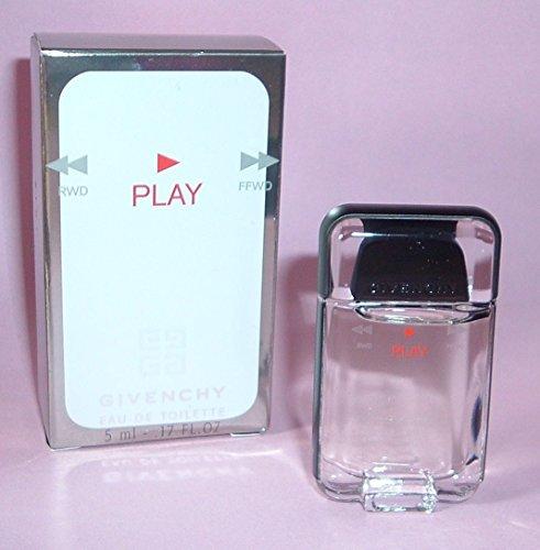 Givenchy Play Eau De Toilette Cologne Fragrance for Men Miniature