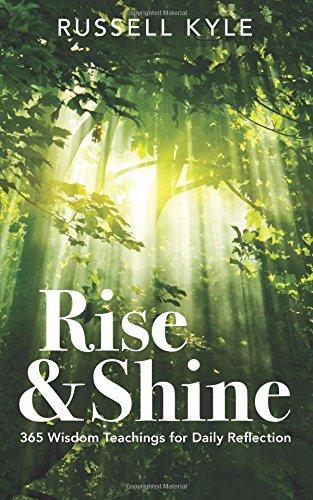 Download Rise & Shine: 365 Wisdom Teachings for Daily Reflection pdf epub