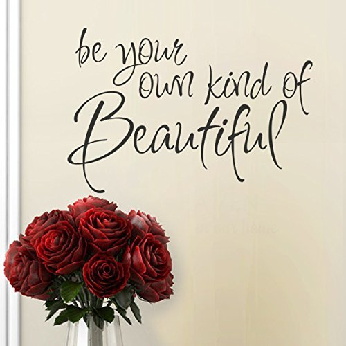 your beautiful wall decal - 8