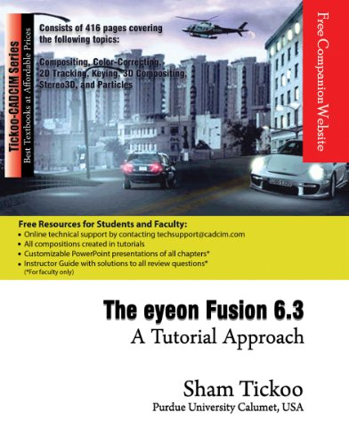 Download The eyeon Fusion 6.3: A Tutorial Approach Pdf