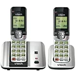 CS6519-2 Two Handset Cordless Phone with Caller ID/Call Waiting (Certified Refurbished)
