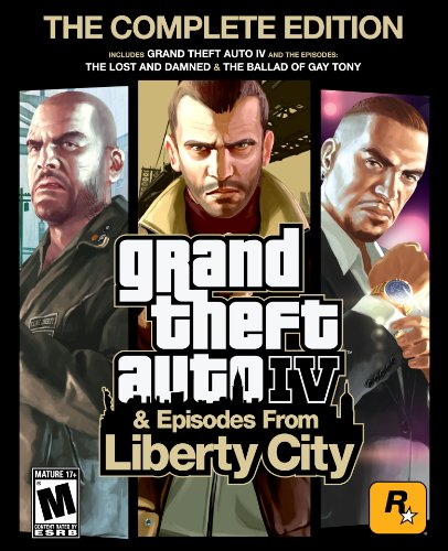 Grand Theft Auto Iv  Complete  Download