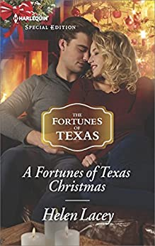 A Fortunes of Texas Christmas (The Fortunes of Texas) by [Lacey, Helen]