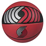 Spalding NBA Portland Trailblazers Courtside Rubber Basketball