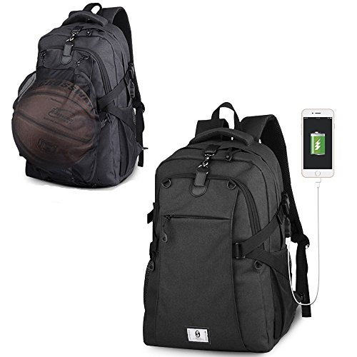 Anti theft backpack Charging Resistant Basketball product image
