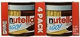 #6: Ferrero Nutella and Go Hazelnut Spread with Breadsticks, 4 Count