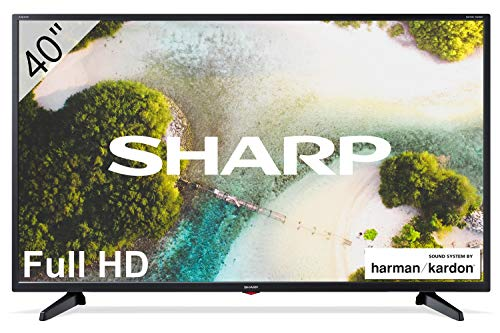 馃 Sharp 40CF3E – 2020 TV FHD de 40″ – TV 40 Pulgadas –