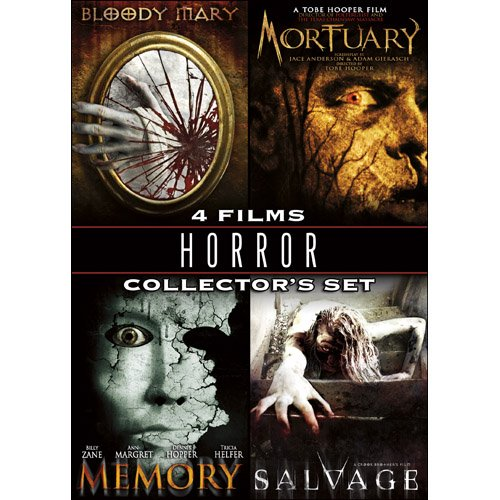 Horror Collector's Set (Bloody Mary / Mortuary / Memory / Salvage)