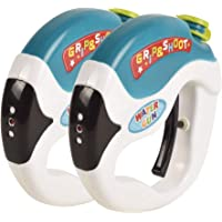 BOHS Easy Pull Water Squirt Gun Toy for Toddler Kids ,Easy Pull by 4 Fingers, Ages 2 & Up - 2 pcs