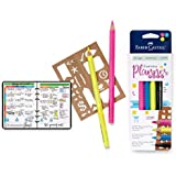 Faber-Castell Essential Planner Pack - Planner Accessories Kit