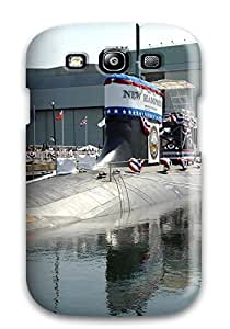 Hot CsWzFeq8134gMpgQ Submarine Tpu Case Cover Compatible With Galaxy S3