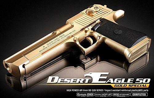 Academy 17223 DESERT EAGLE 50 GOLD SPECIAL Desert Eagle Pistol