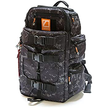 Amazon.com : CineBags Tactical Camo Camera Backpack Case ...