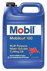 Amazon Com Mobilcut 100 Cutting Oil 1 Gal Home Improvement