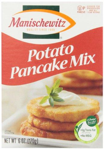 Manischewitz Potato Pancake Mix, 6 oz