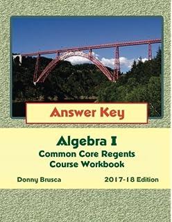 Algebra i common core regents course workbook 2017 18 edition answer key algebra i common core regents course workbook 2017 18 edition fandeluxe Gallery