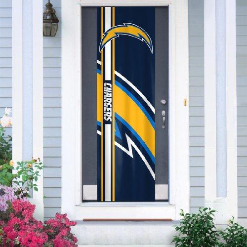(Team ProMark NFL San Diego Chargers Door Banner )