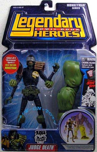 Legendary Heroes: Judge Death