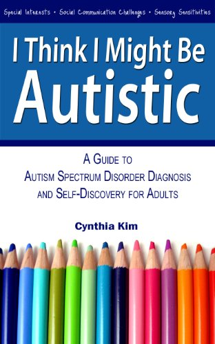 Think Might Autistic Diagnosis Self Discovery ebook product image
