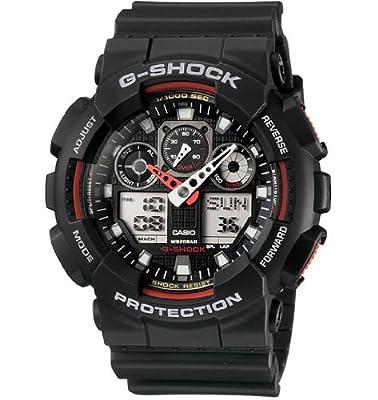 "Casio Men's GA100-1A4 ""G-Shock"" Sport Watch by Casio"
