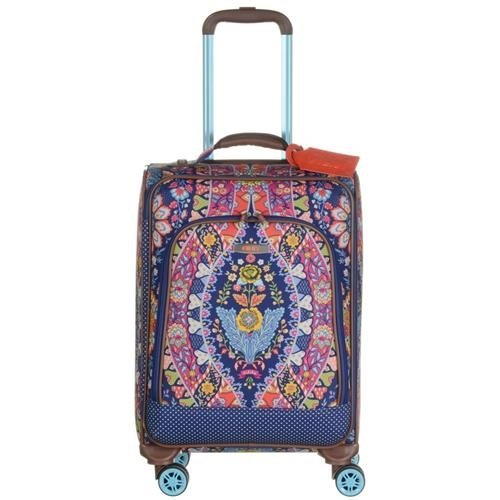 oilily-travel-trolley-small-spinner-navy