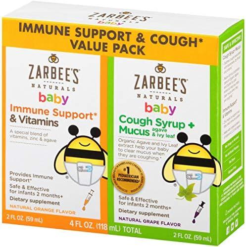 Zarbees Naturals Support Vitamins Natural product image