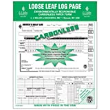 Have one to sell? Sell now JJ Keller Duplicate 5-In-1 Large Loose-Leaf Driver's Log, Carbonless, Pack=50