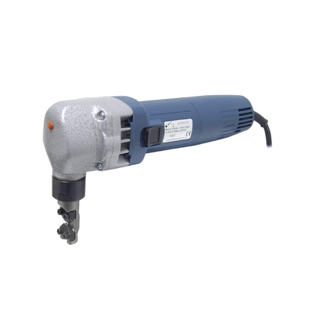 Longbow - 500W Electric Sheet Metal Nibbler - Cuts up to 2.5mm Steel