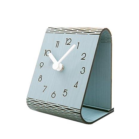 Warm Heart Reloj De Mesa De Sobremesa Moderno Y Minimalista De Sobremesa Europeo Reloj De Pared