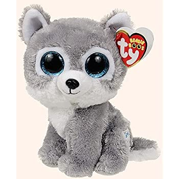 Amazon.com: Ty Beanie Babies Howl the Wolf Coyote Dog