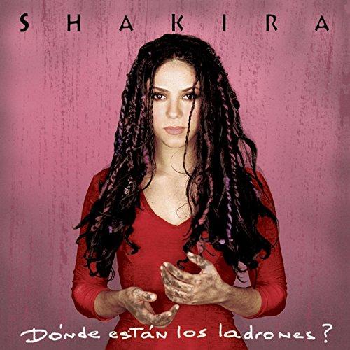 Shakira - Donde estan los ladrones - Lyrics2You