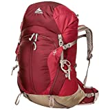 Gregory Women's Jade 60 Backpack, Rosewood Red, Small, Outdoor Stuffs
