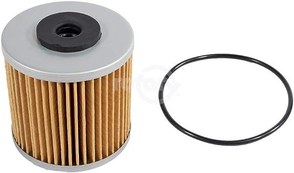 Stainless Steel Millennium Filters Millennium-Filters MN-R24D60TP Direct Interchange for WIX-R24D60TP