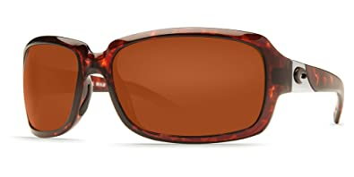 a05fa2f6df Image Unavailable. Image not available for. Color  Costa Del Mar Isabela  580P Lens - Tortoise Frame with Copper 580 Lens