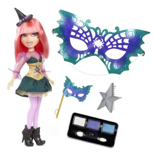 Cave Girl Costume Makeup - Bratz Bratz Masquerade Doll Finora Witch