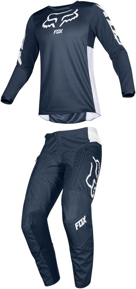 Fox Racing 2019 LEGION LT Jersey and Pants Combo Offroad Gear Adult Mens Navy Small Jersey//Pants 28W