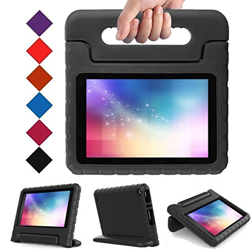 2017-All-New-Fire-7-Tablet-Case-LTROP-Protective-Kid-proof-Case-for-Fire-7-2017-Release-7th-Generation-Kids-Case-with-Stand-Fire-7-Case-for-Kids-–-Black