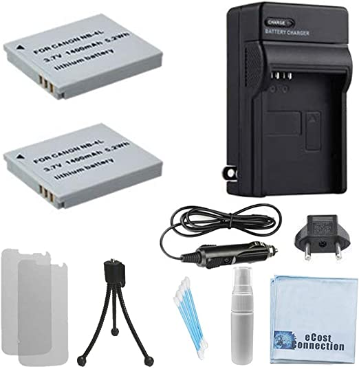 Cargador de batería para DE-A91 PANASONIC Lumix DMC-SZ1 DMC-SZ5 DMC-SZ7 DMC-TS20 TS25