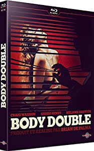 BODY DOUBLE [Blu-ray] Restauration 4K
