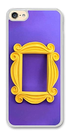 superior quality 2b864 09ac5 Amazon.com: Personalize iPod Touch 6 Cases - Friends Door Frame Hard ...
