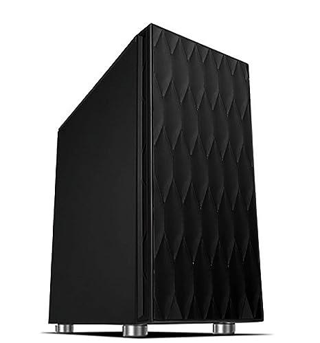 Cooltek Eins Basic Midi Tower - Tocadiscos (ATX/M-ATX/ITX), Color ...